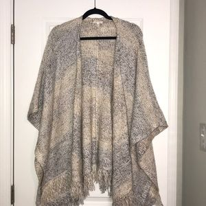 Soft Joie Sweater Cape